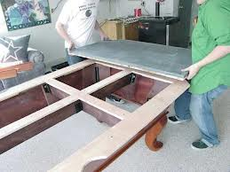Pool table cost to move in Massillon