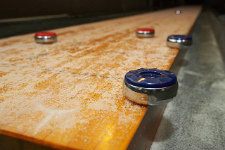 SOLO® Shuffleboard Movers Massillon, Ohio.